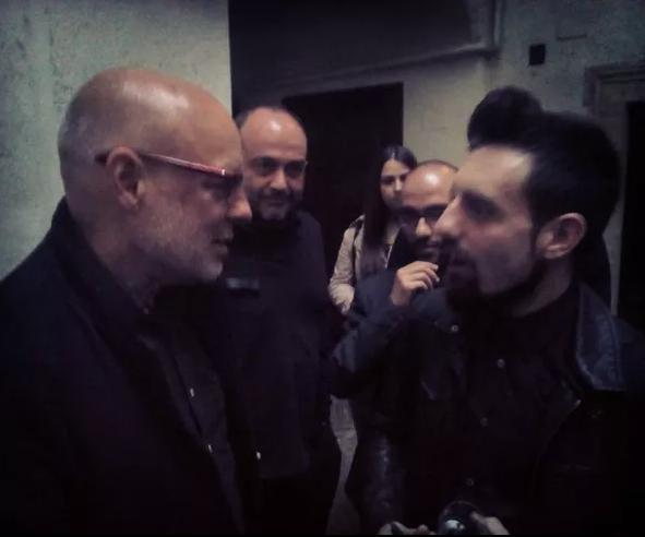 Marco & Brian Eno